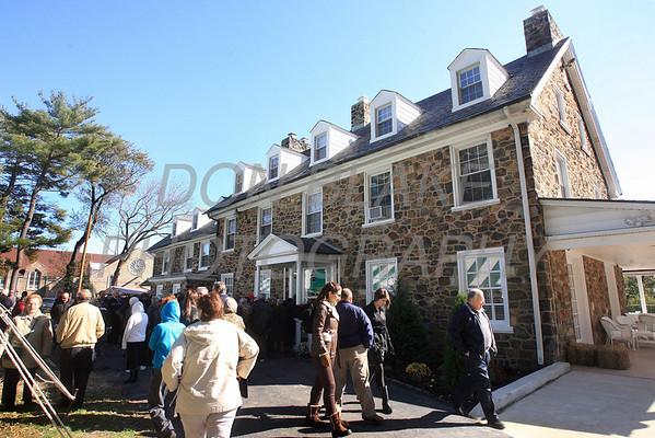 Holy Rosary Pastoral Center Dedication, Sunday, October 30. 2011. photo/Don Blake Photography