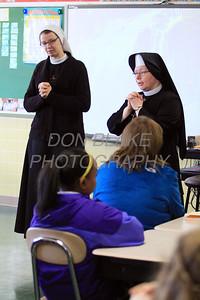 Vocation Day at All Saints School, Monday, November 3, 2014. wwwDonBlakePhotography.com