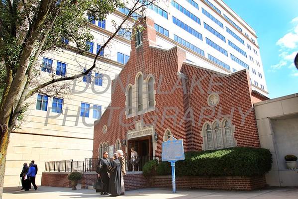 St. Joseph Church on French St., Sunday, October 5, 2014. wwwDonBlakePhotography.com