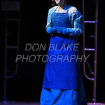 Reece Wagner from Padua who plays Fantine perform during Salesianum Theater production of Les Miserables, Friday, March 2, 2018. wwwDonBlakePhotography