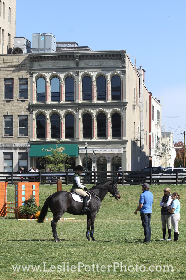 CentrePointe Alltech National Horse Show Demo