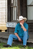 Beaumont  native and country singer Mark Chesnutt, photographed at the Spindletop-Gladys City Boomtown Museum, recently released a new single.<br /> Photo/Scott Eslinger  -  ©2013 Eslinger Photographics
