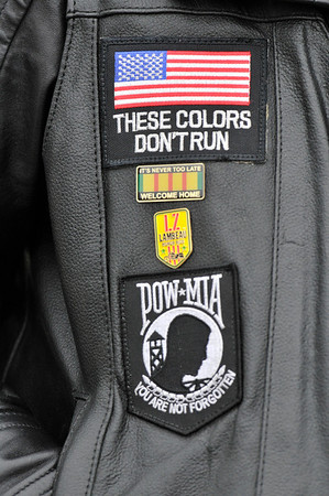 LZ Lambeau- welcome home Vietnam Vets event, Green Bay, Wisconsin, May 21-23, 2010. Honor Ride of 1244 Vietnam Vets representing Wisconsin POW and MIA's from LaCrosse to Green Bay at Lambeau Field.