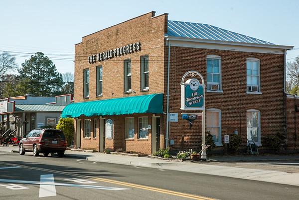 Bristol-Herald Building Ashland Virginia