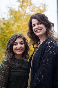 Anita Rao and Sandra Davidson of WHUP's She & Her.