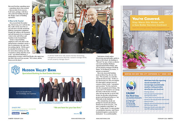 "Habitat Magazine, February 2014, ""Project Co-op"" Feature"