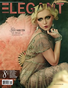 Elegant Magazine January 2015 - Diamonds Are Forever Cover Issue