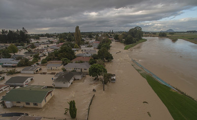 Edgecumbe Flooding