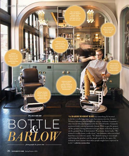Bottle and Barlow  - Submerge Magazine