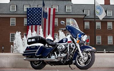 Police Motorcyle