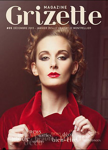 Editorial -  Magazine Grizette -