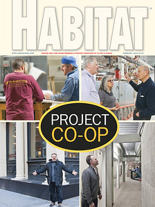 Habitat Magazine, February 2014 Cover