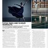 Photographs of Sacramento Ballet dancers taken for Submerge Magazine.