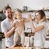 Family Breakfast | Lifestyle Session by Kathryn Bruns Photography from Ginny Au's Loom Curated Workshop