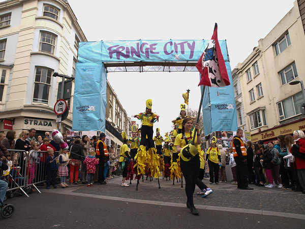Brighton Children's Parade 2013