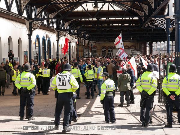 March for England - Brighton
