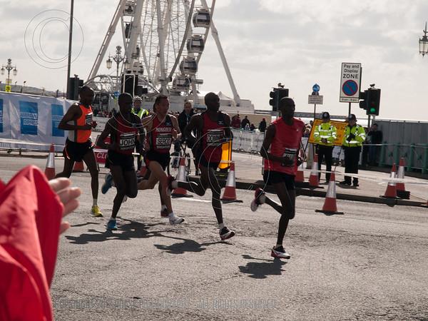 Brighton Marathon - Brighton