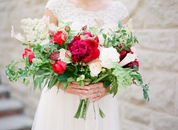 French Wedding Inspiration-Greystone Mansion