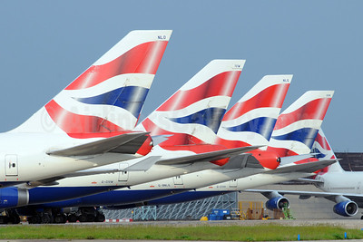 British Airways Boeing 747-436 (Tails) LHR (Dave Glendinning). Image: 908409.