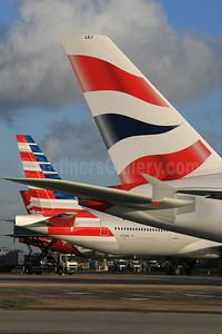 American Airlines - British Airways Alliance LHR (SPA). Image: 931088.