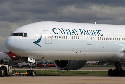 Cathay Pacific's new look