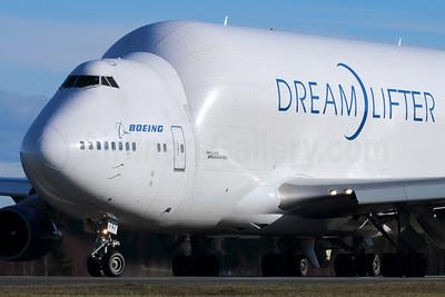 Boeing (Atlas Air) 747-4J6LCF DreamLifter N747BC (msn 25879) PAE (Michael B. Ing). Image: 937042.