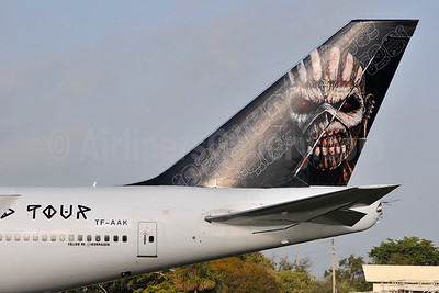 """Ed Force One"" - Iron Maiden's The Book of Souls World Tour"