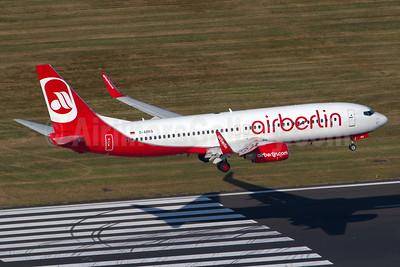 Airberlin (airberlin.com) Boeing 737-86J WL D-ABKQ (msn 37760) CGN (Rainer Bexten). Image: 936284.