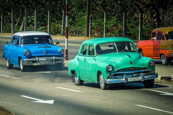 The Cars of Cuba 2017