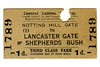 Edmondson_ticket_Central_London_Railway_single_3rd_third_class_NOTTING_HILL_GATE_to_LANCASTER_GATE_or_SHEPHERDS_BUSH_1