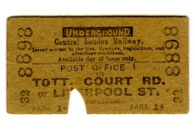 Edmondson_ticket_Central_London_Railway_single_3rd_third_class_Post_Office_to_Tottenham_Court_Road_or_Liverpool_St_1