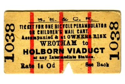 SER SECR LCDR tickets
