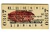 Edmondson_ticket_SR_Southern_Railway_platform_Itchen_Abbas_1