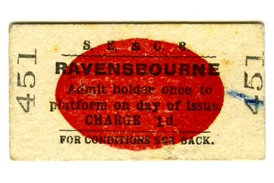 Southern related platform tickets