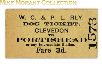 Various Edmondson railway tickets