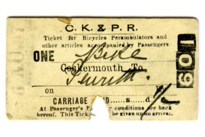 Edmondson_ticket_CKPR_Cockermouth_Keswick_and_Penrith_Railway_single_bicycle_Cockermouth_to_Penrith_2