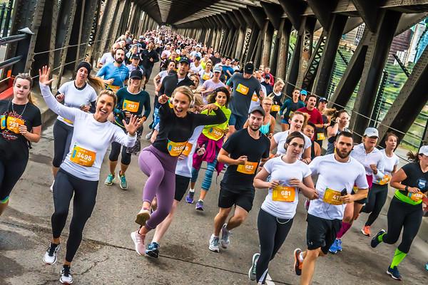 Edmonton 10K LULU Run