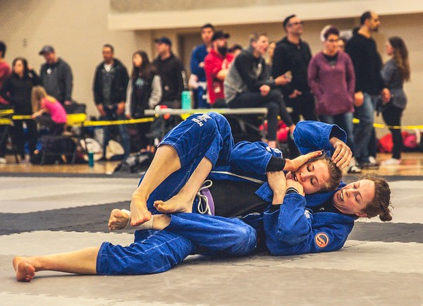 Grappling Tournaments