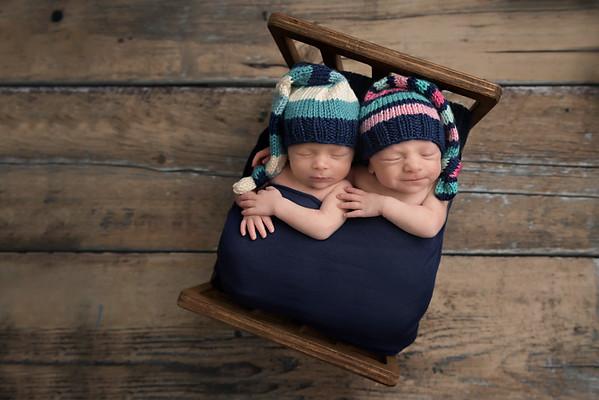 Edmunds Twins •Newborn