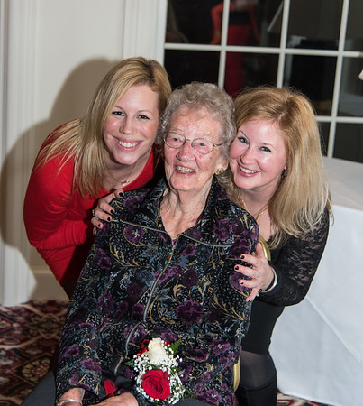 Edna Dibble's 100th Birthday
