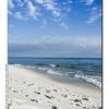 The beach in Ft. Walton Beach, Florida. (2006)