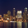 Pano of Downtown Seattle. (2006)
