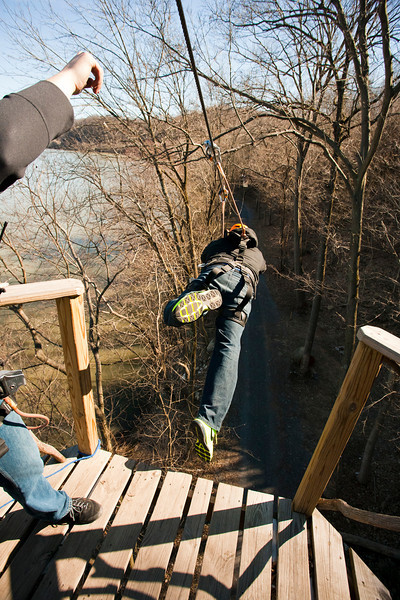 Best shot of the whole day! Just incredible. 2/3 River Riders, Harper's Ferry, West Virginia, digital, 17-40mm lens, Mar 2014.