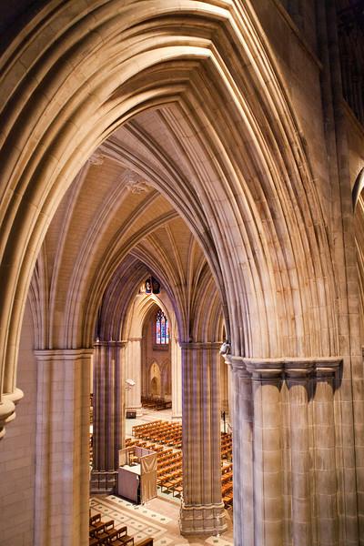 National Cathedral. Digital, Feb 2014.