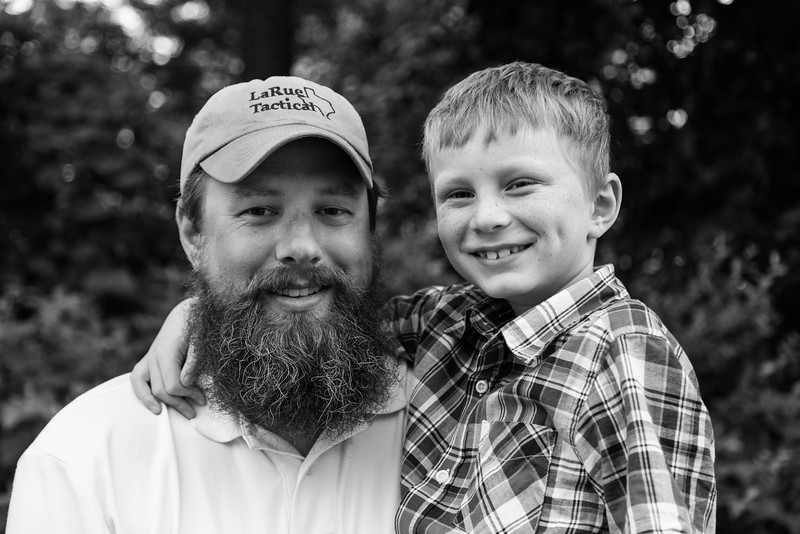 Family Visit in Virginia. Digital. July 2014.