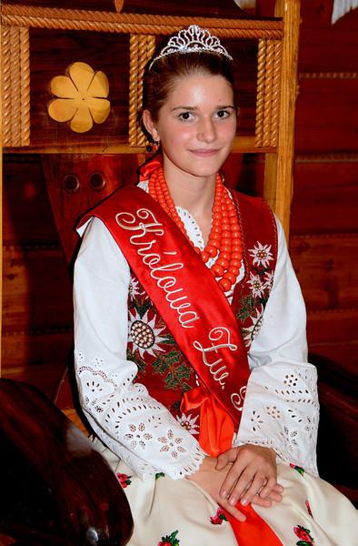 Anetka Rzepka Nową Królową ZPPA