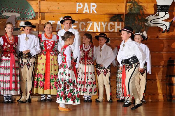 Konkurs Par Tanecznych 2011