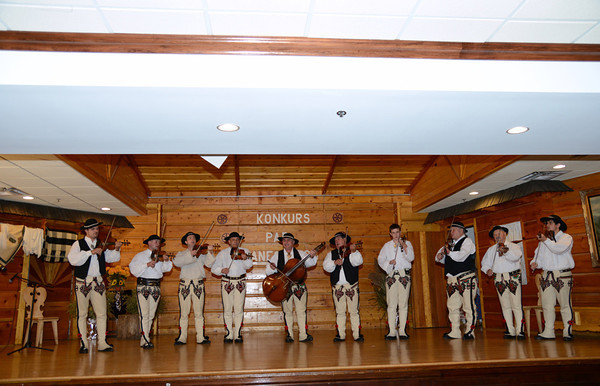 Konkurs par tanecznych do XXX Festiwalu