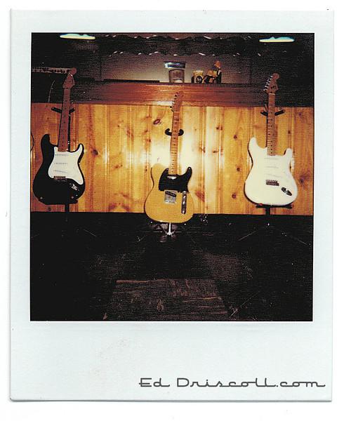 Ed's Fender Guitars, Circa 1988