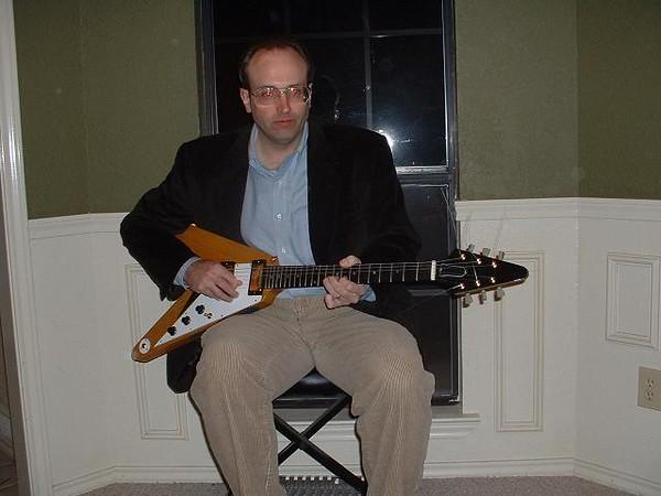 At Ed Rafalko's Party, April 22nd 2006.
